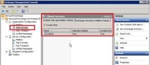 ClientAccessRole
