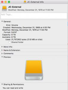 PC Mac External drive format (6)