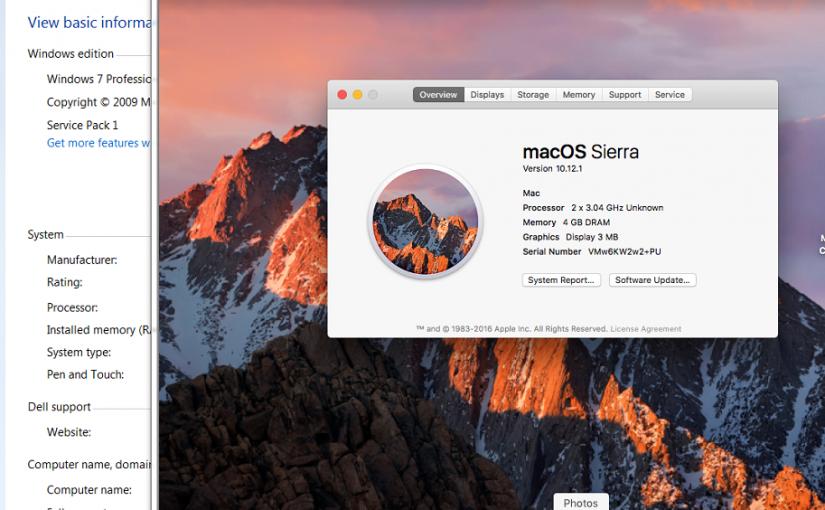 How to run Mac OS X El Capitan on Windows 7 or Windows 10 – How to build a Hackintosh VM Virtual Machine