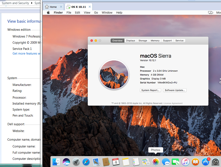 How to run Mac OS X El Capitan on Windows 7 or Windows 10 – How to