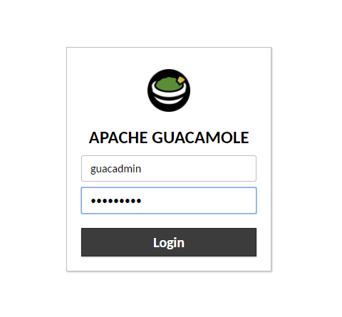 Setup Guacamole Remote Desktop Gateway on Ubuntu with one script
