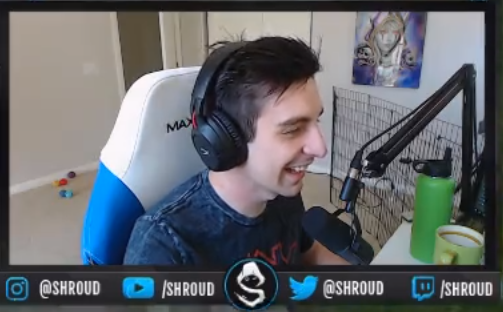 Shroud Twitch Stream Recap Tuesday 7/17/18