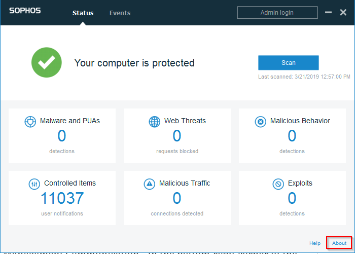 Solved – Cannot find Sophos Device in Cloud Management Console